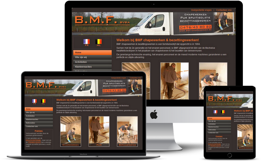 Website: Chapper - BMF